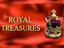 Royal Treasures - игровой зал Вулкан
